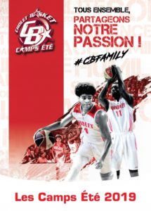 CAMP ELITE DE BASKET-BALL A CHOLET @ La Meilleraie